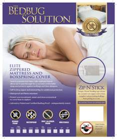 Elite Style BugStop Bed Bug Mattress Covers