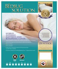 Hybrid Style Bed Bug Mattress Covers