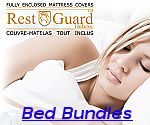 RestGuard Bundles for Full Bed Protection